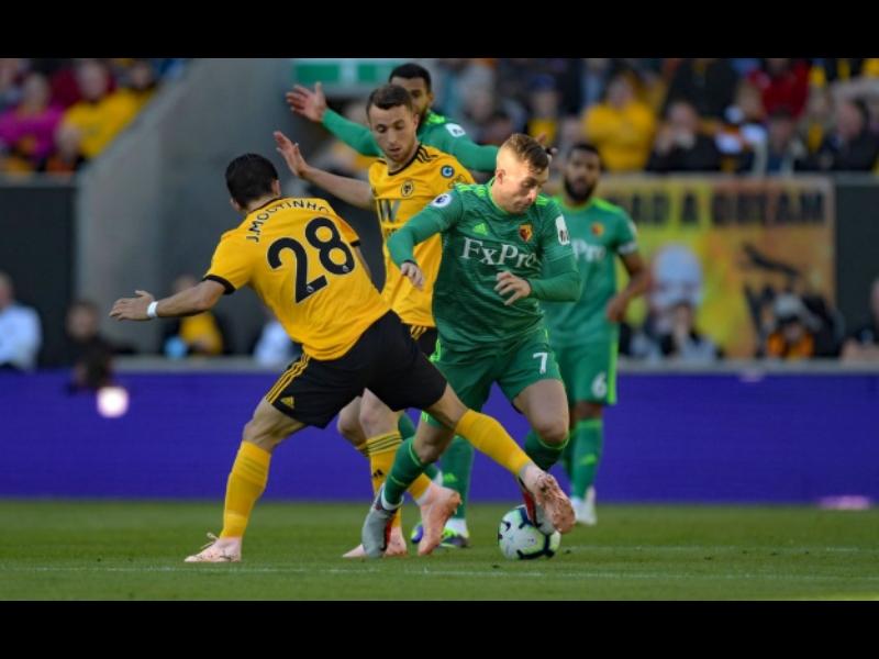 Los Wolves de Jiménez no pudieron con el Watford