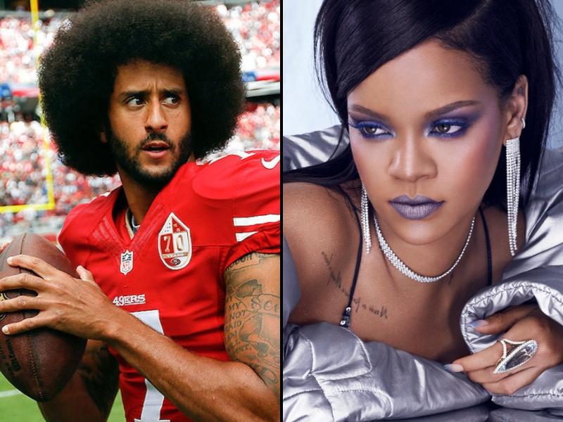 Las protestas en la NFL alcanzaron el show del Super Bowl