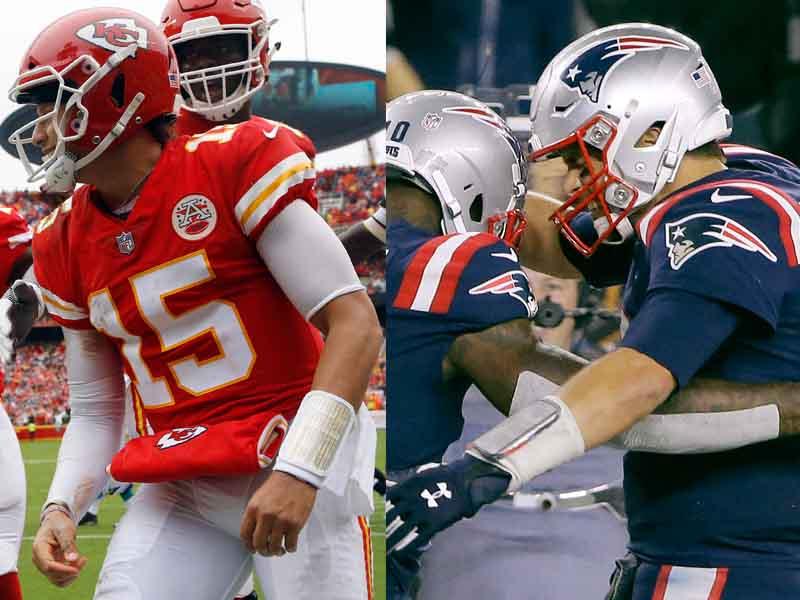 Pronósticos Semana 6 de la NFL 2018