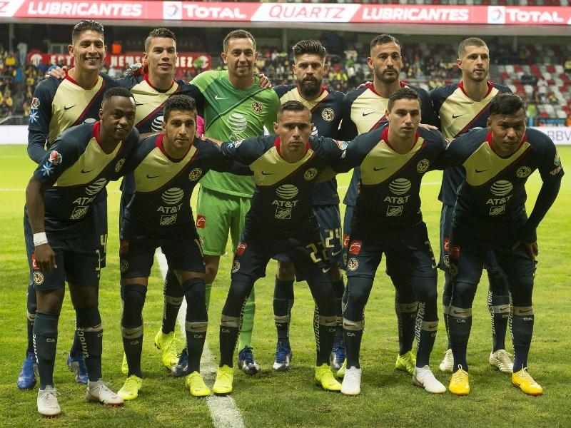cb36cd19 América. Foto: mexsport - Estadio Deportes