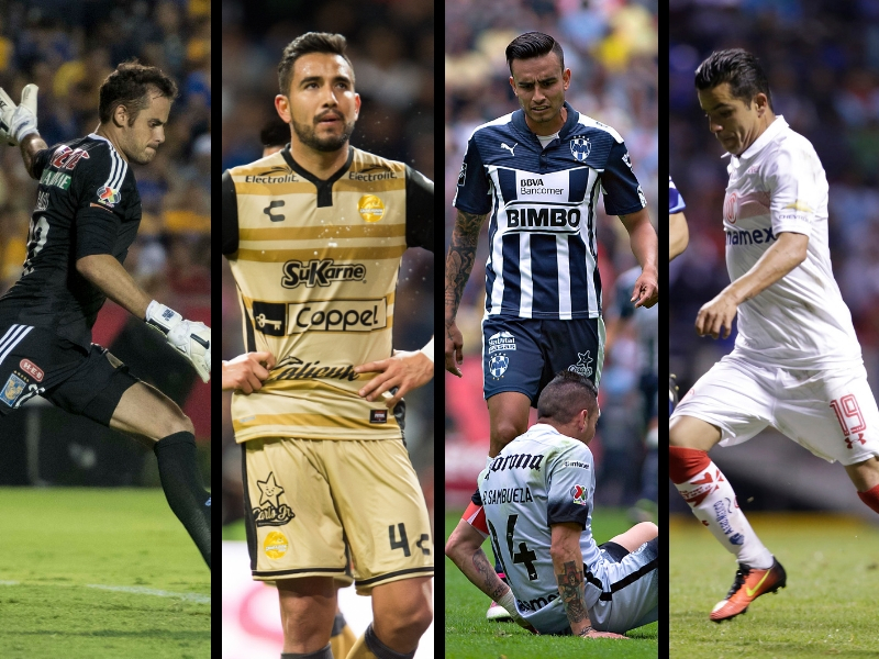 Las exestrellas de Primera División que disputarán el Ascenso MX
