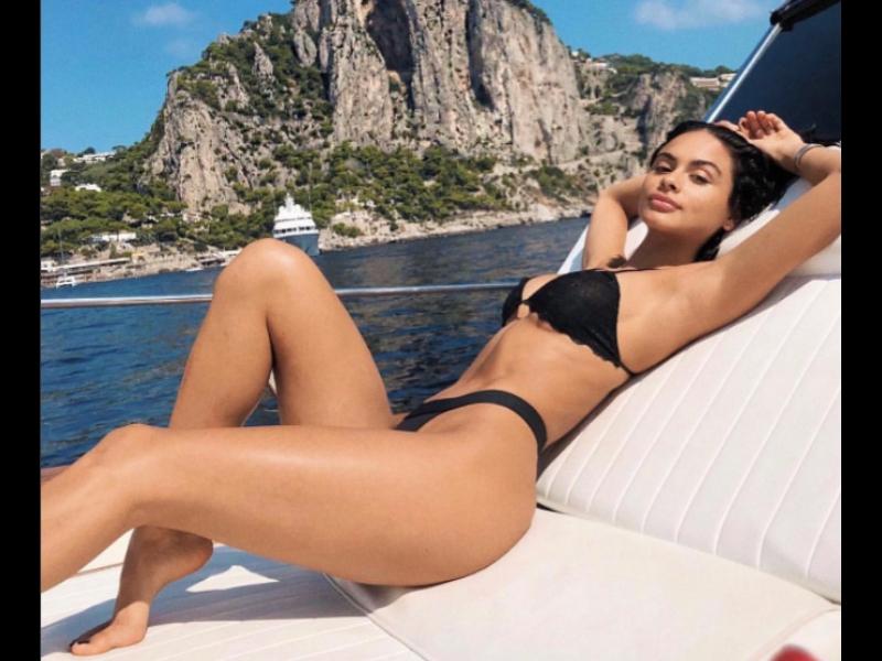 Sophia Miacova, la combinación más sexy entre México y Francia