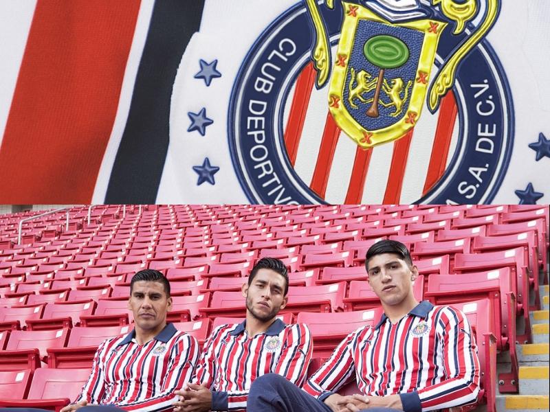 Chivas revela uniforme para el Mundial de Clubes