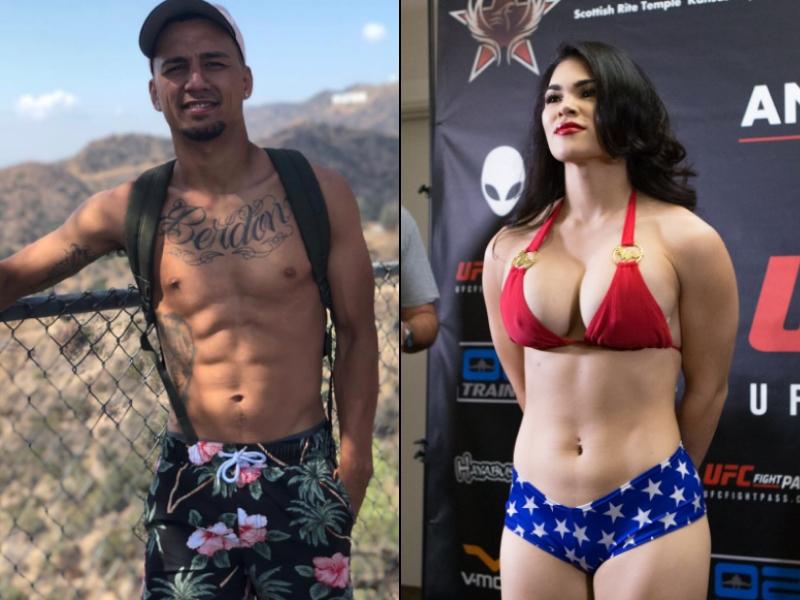 Hospitalizan a luchadora de la UFC tras recibir golpiza de su marido