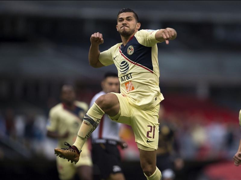 Henry Martin, el delantero más efectivo de México