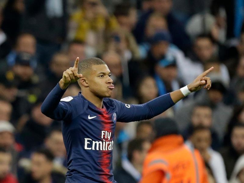 Mbappé, futbolista más caro del mundo según CIES
