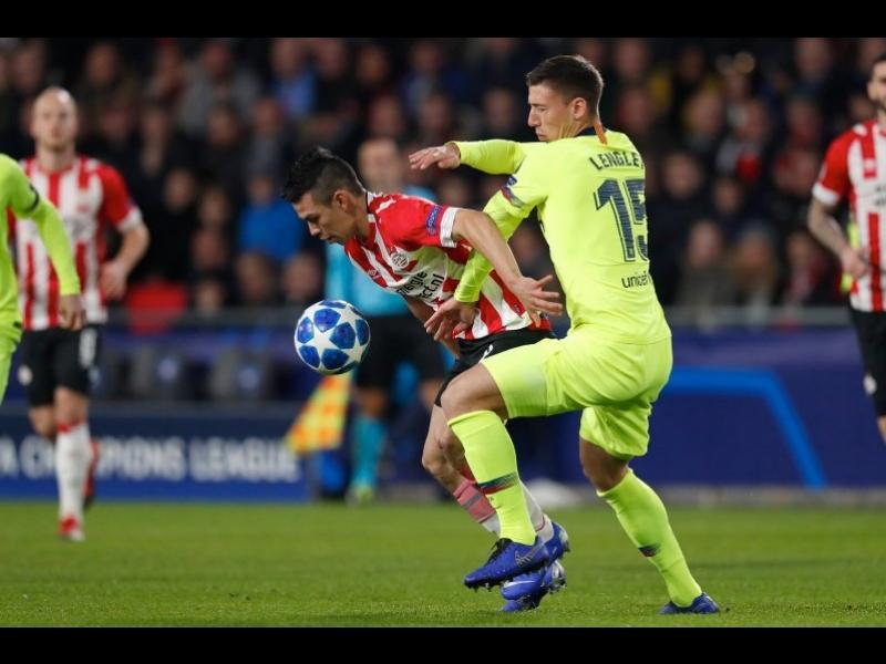 ¡Barcelona lidera Grupo B luego de triunfo sobre el PSV!