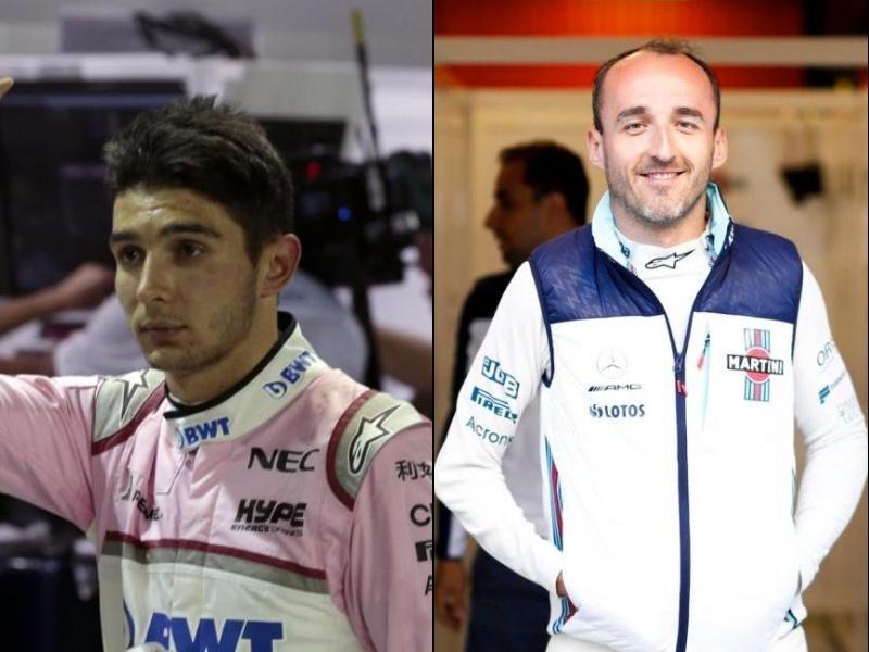 Kubica firma con Williams y Ocon se queda sin puesto en la F1