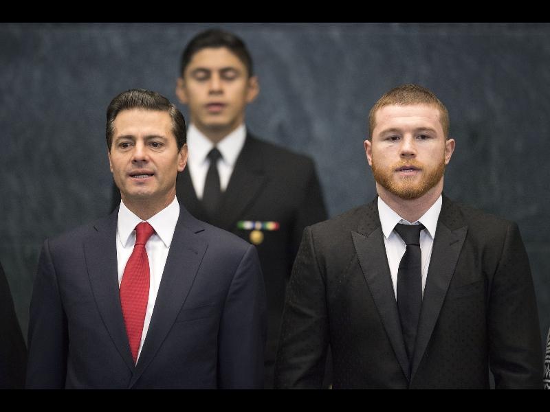 Peña Nieto entrega PND 2018