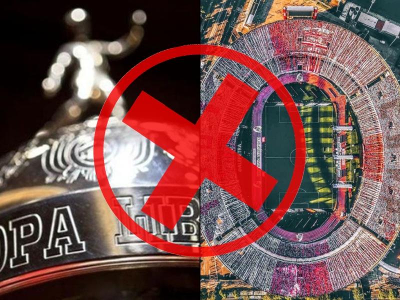 Argentina se queda sin final de Copa Libertadores