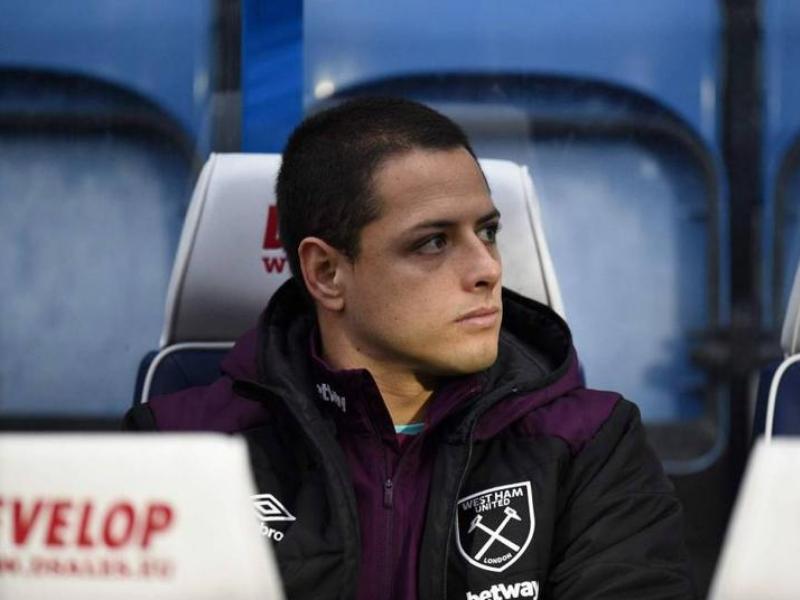 Chicharito adelantaría su salida del West Ham