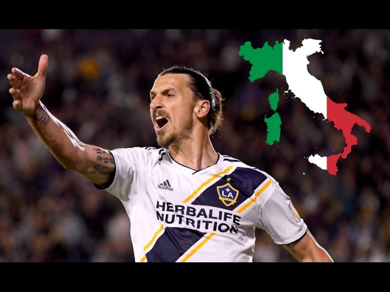 Zlatan, muy cerca de volver a Italia