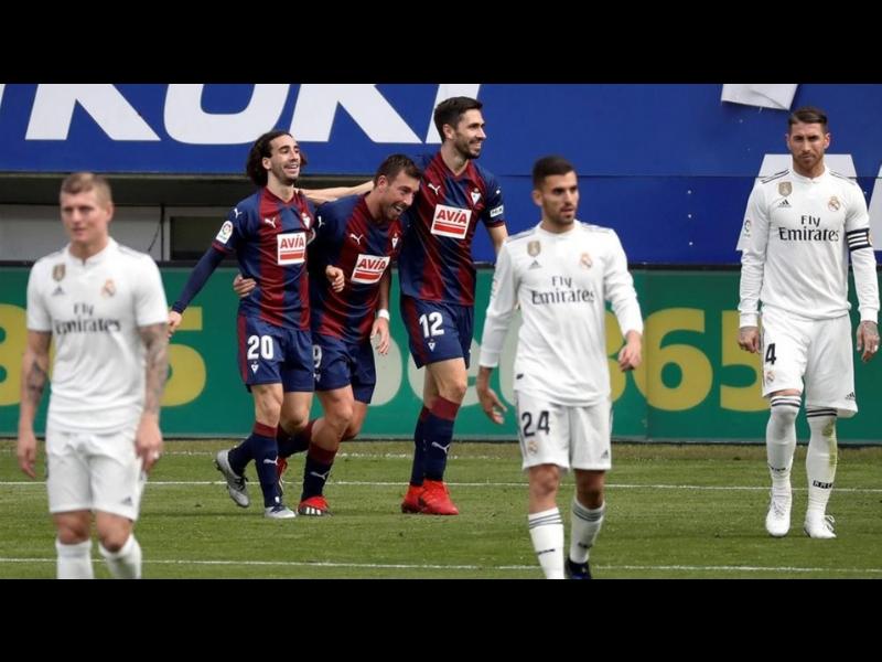 Real Madrid sufre humillante goleada