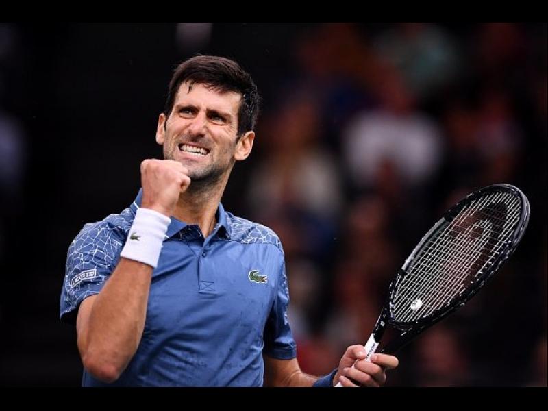 Djokovic supera a Federer y accede a la final de Paris