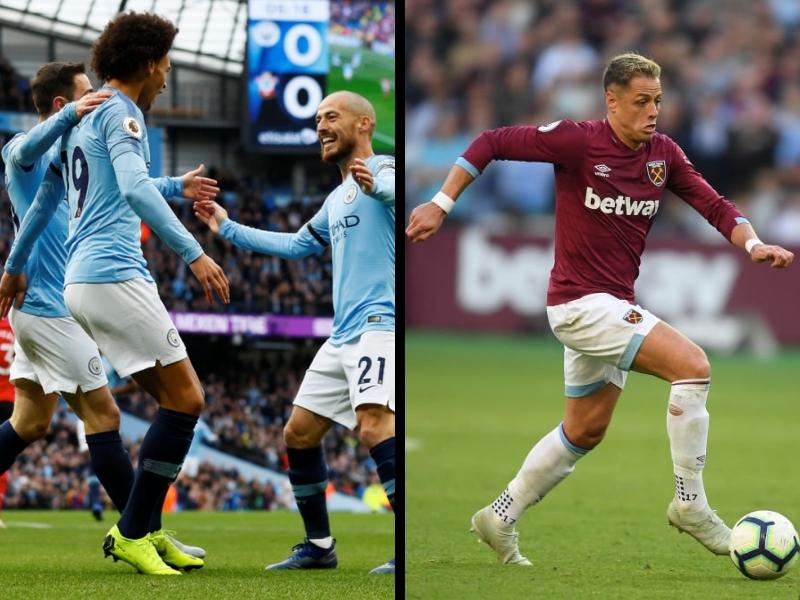 ¡Manchester City golea al West Ham!