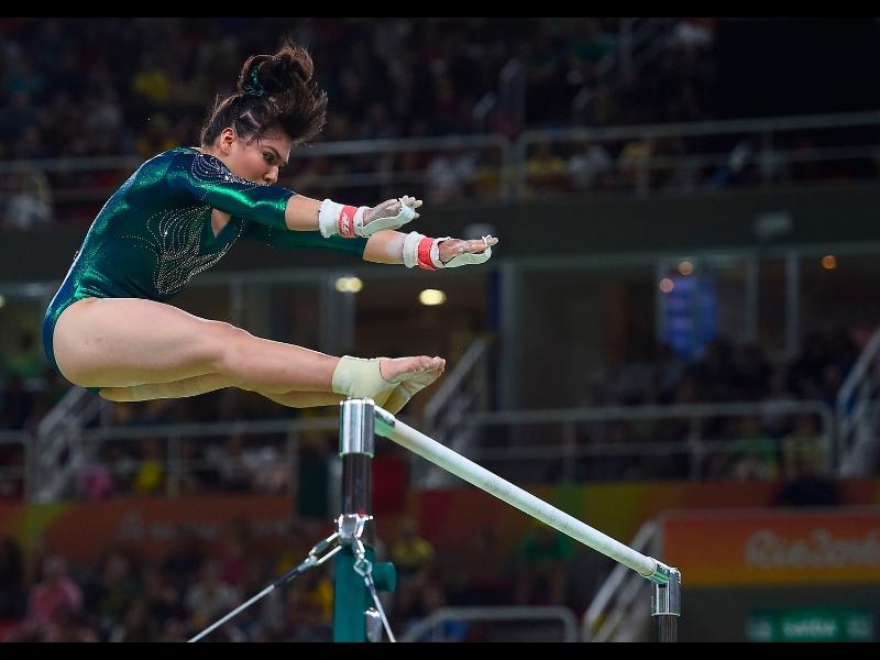 Mexicana hace historia en gimnasia