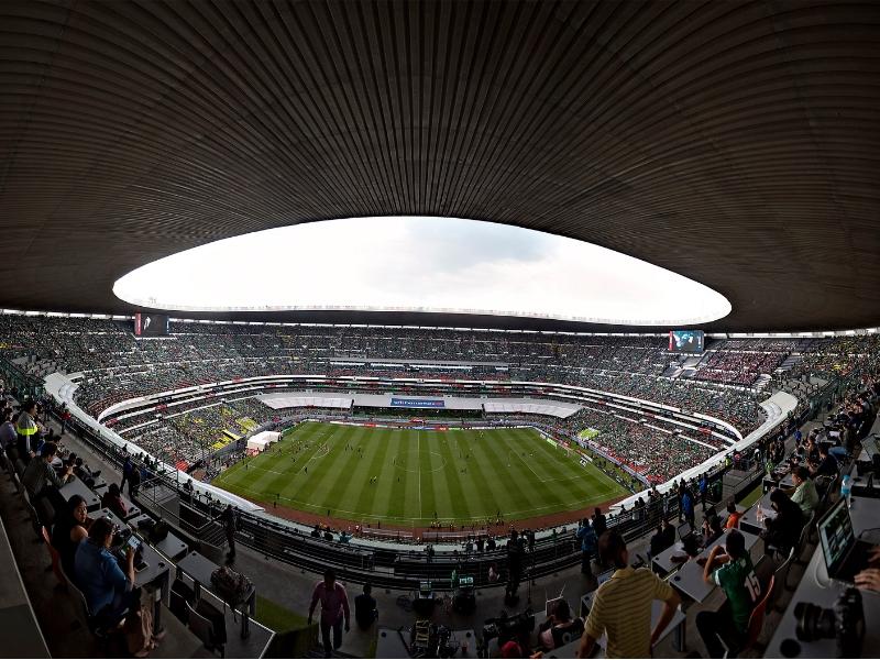 Partidos cancelados en el Azteca