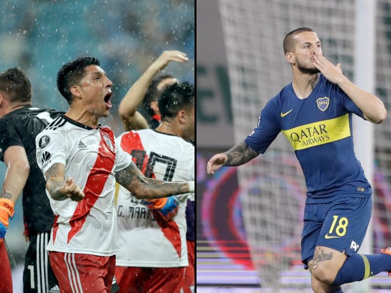 ¡Llegó el día! Boca y River se juegan la gloria en la Libertadores