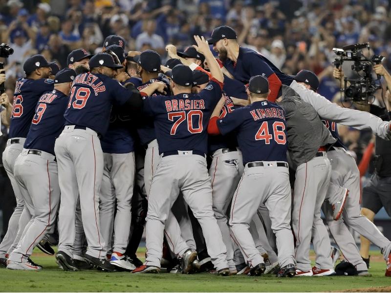 ¡Increíble! Los Red Sox hacen millonario a un aficionado