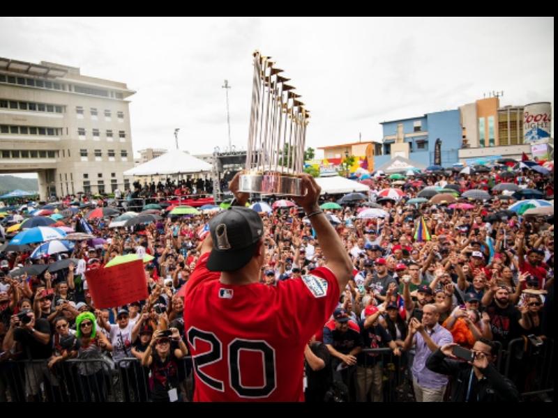 La enorme suma que pagaron los Red Sox, por festejar