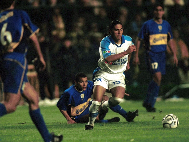 A 17 años de su única final de Libertadores