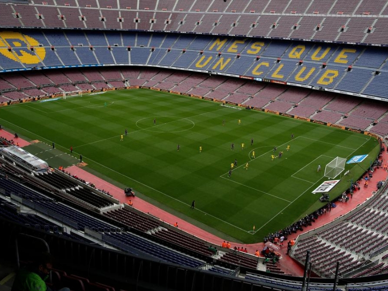 El Camp Nou a punto de cambiar de nombre