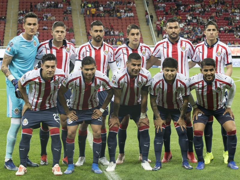 A Chivas se le viene encima la tabla porcentual