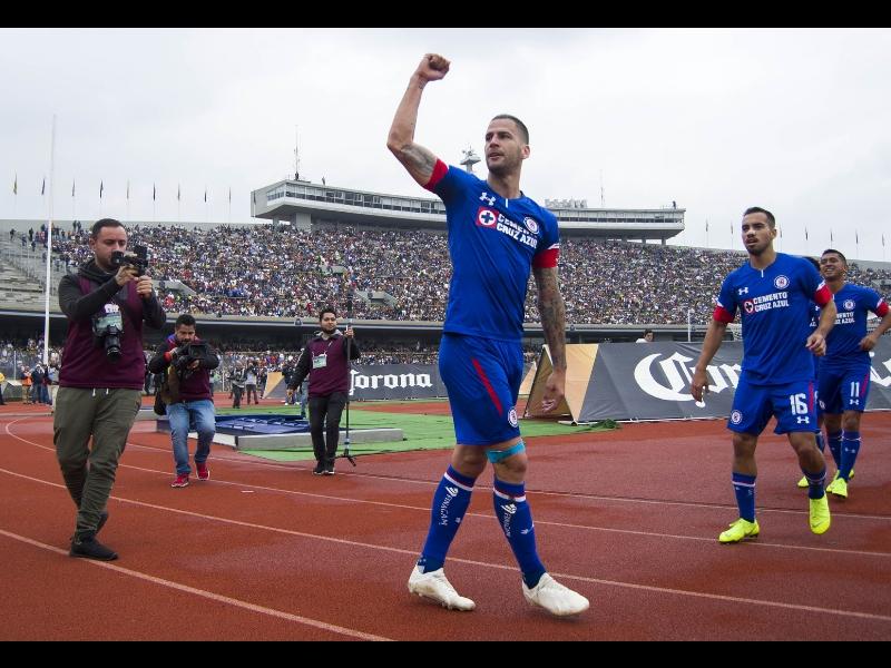 ¡Agónico triunfo de Cruz Azul sobre Pumas!