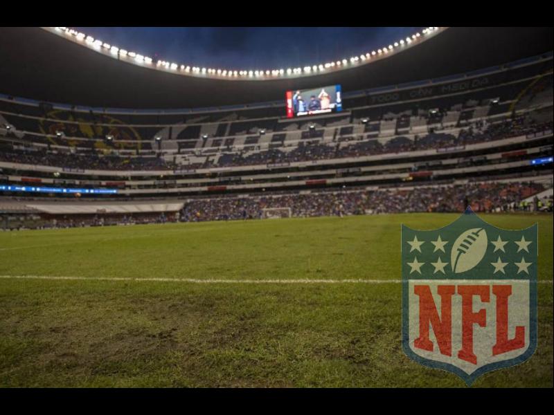 El Estadio Azteca insiste en perder la NFL