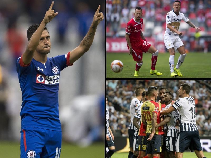 Horario y dónde ver la jornada 17 del Apertura 2018