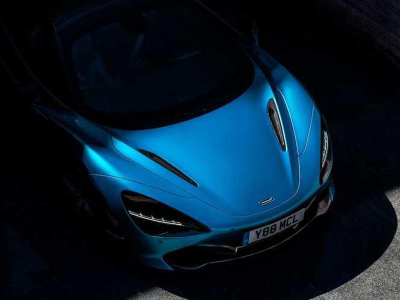 McLaren prepara un nuevo deportivo y así suena
