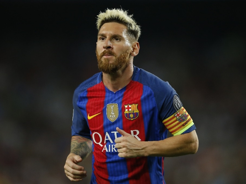Messi rechazó este ofertón para salir del Barcelona