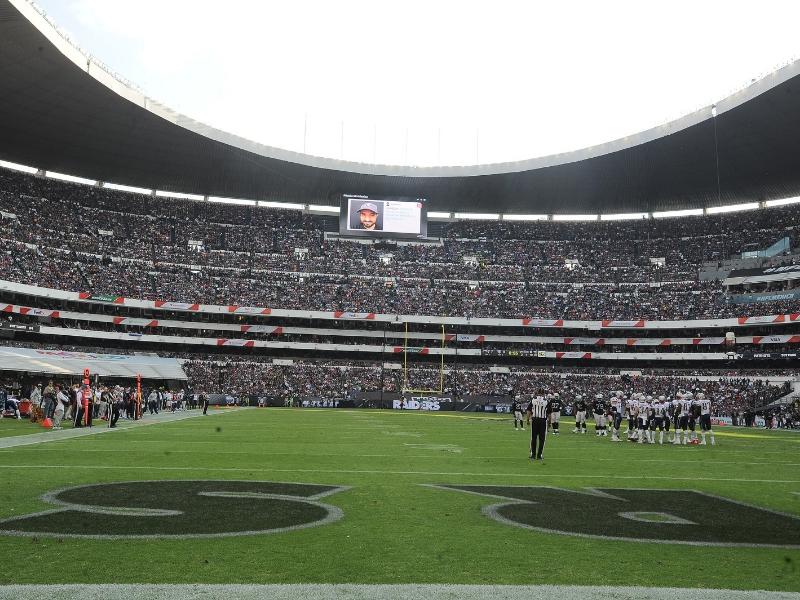 NFL mantendría sus juegos en México