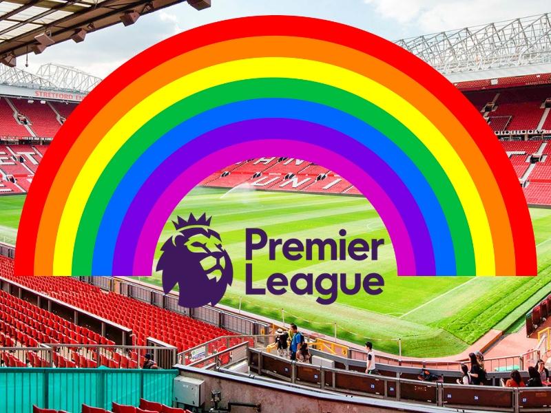 Premier League lanza campaña a favor de comunidad LGTBI