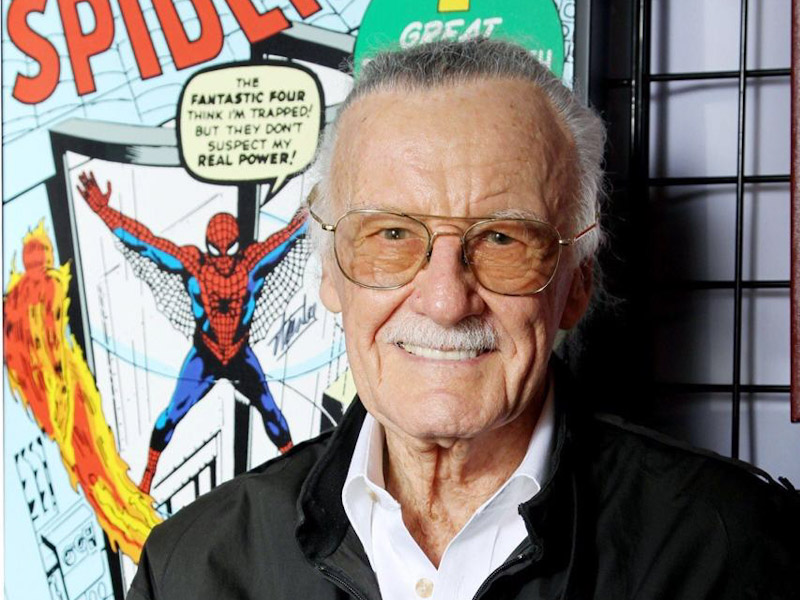 Muere Stan Lee, leyenda de los comics