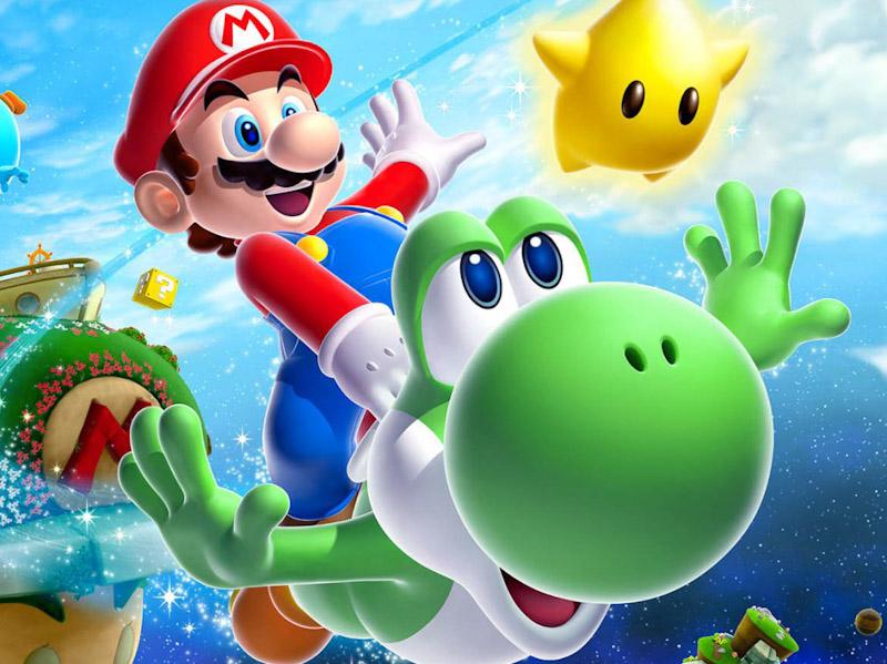 Cinta de Super Mario Bros. llegará en 2022