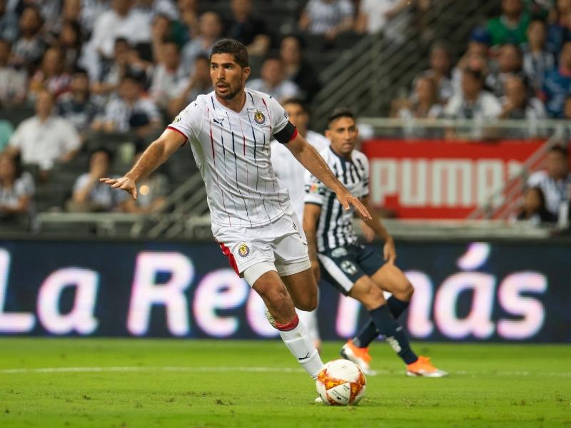 Jair Pereira renovó con Chivas