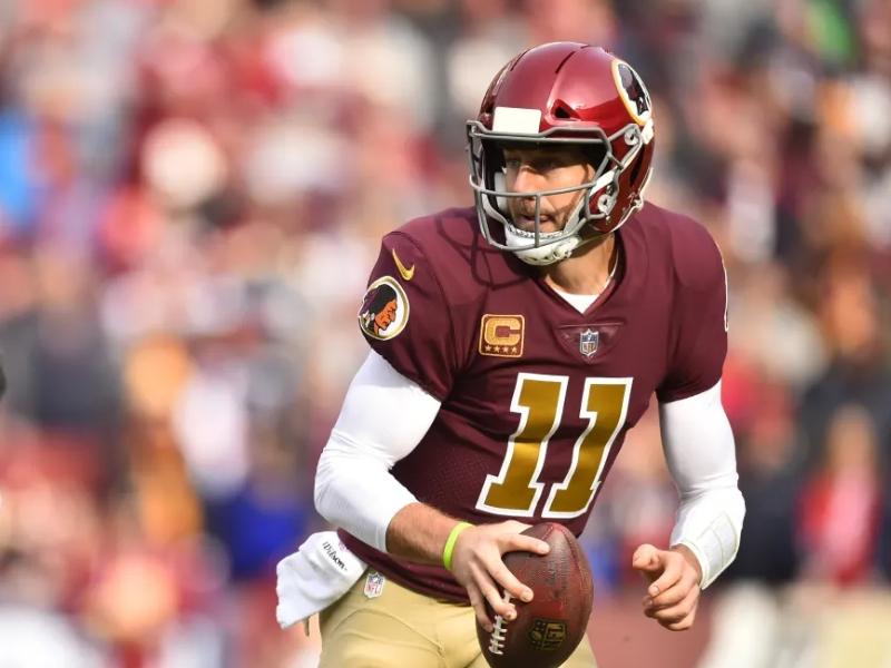 NFL Semana 11: Redskins pierde a Alex Smith y Steelers gana en el último segundo