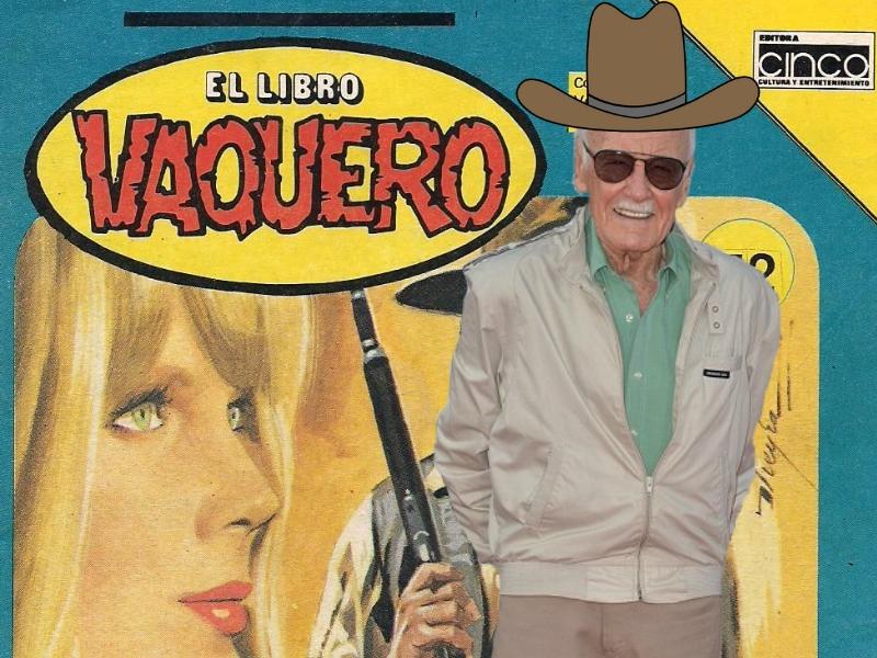 El Libro Vaquero se despide de Stan Lee