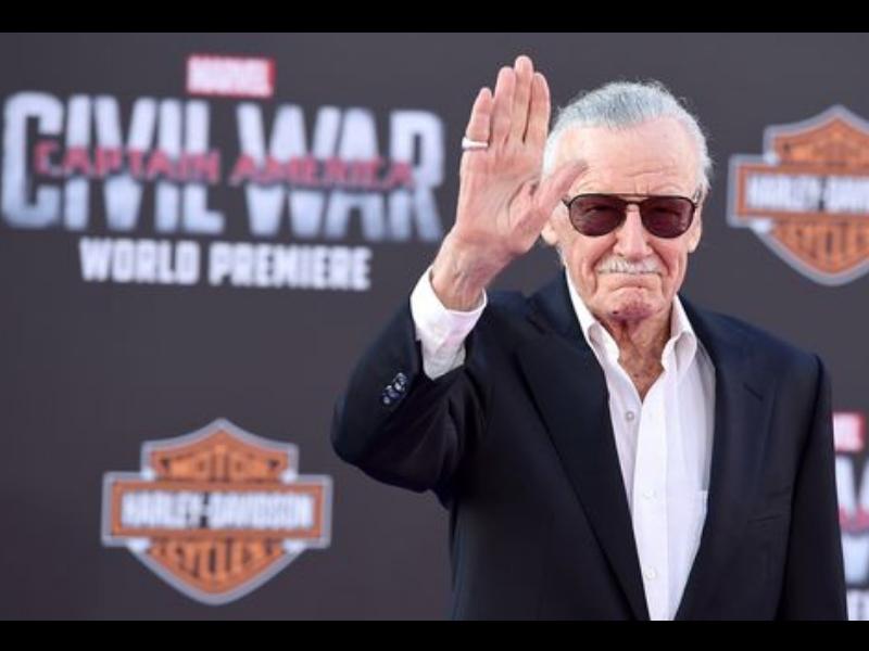 Stan Lee tendrá un cameo más fuera de Marvel