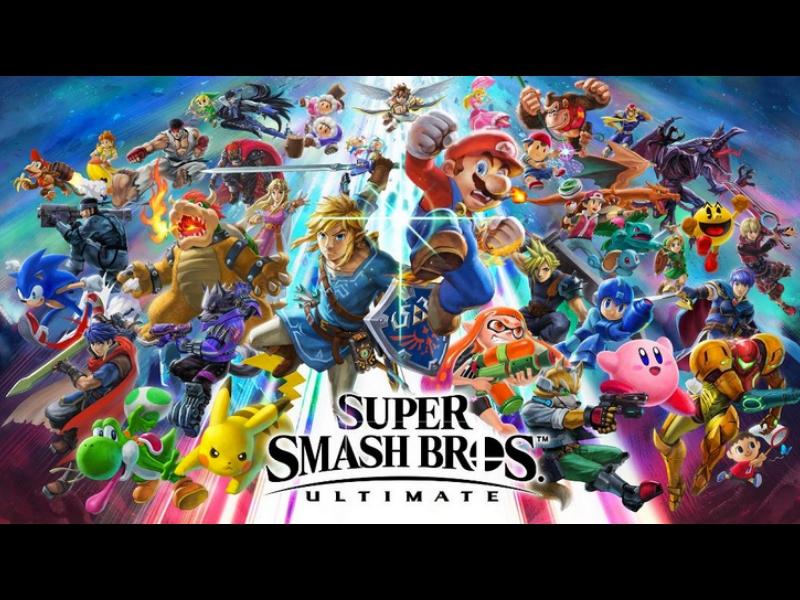 Todo sobre Super Smash Bros Ultimate