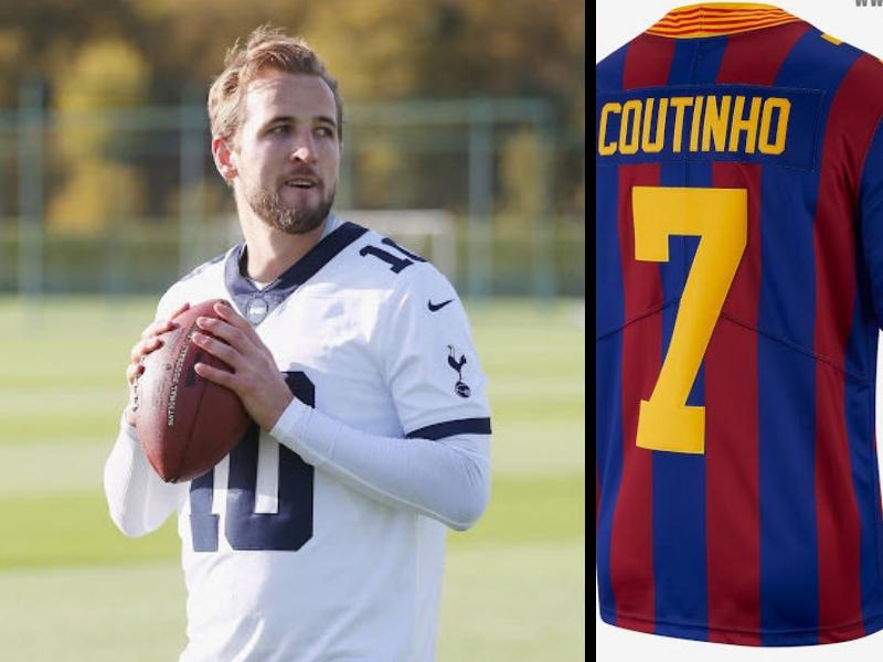Chelsea y Barcelona también se unieron a la NFL