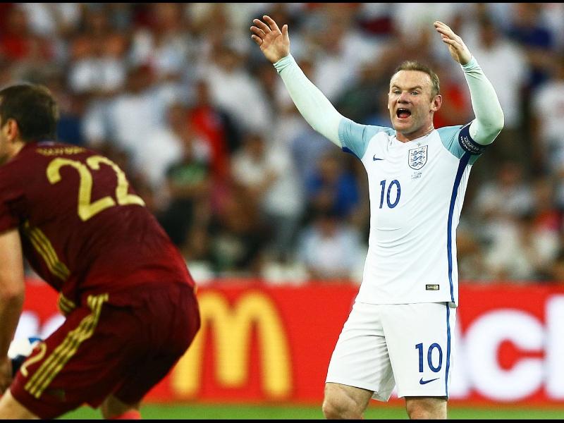 Así fue el histórico paso de Rooney por la Selección Inglesa