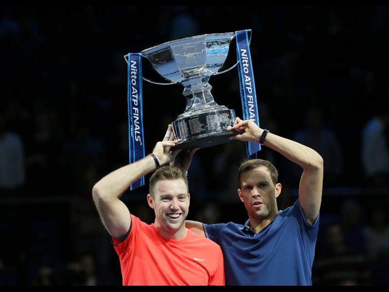 Zverev, el mejor de las finales del ATP