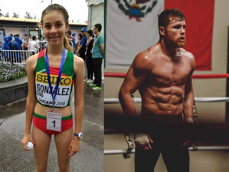Alegna González y el 'Canelo' ganan Premio nacional de Deportes