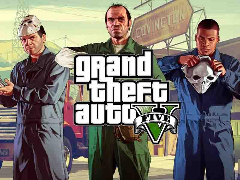 Grand Theft Auto V alcanza cifras millonarias