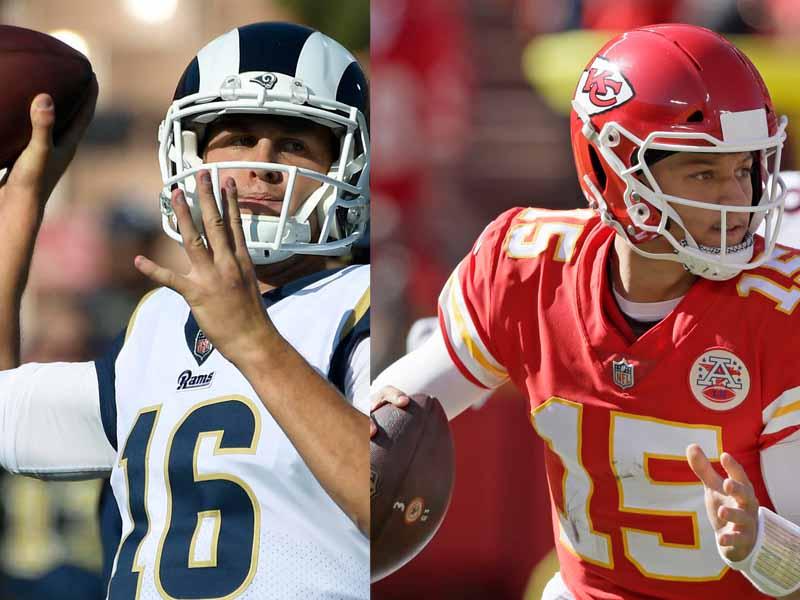 Pronósticos Semana 11 de la NFL 2018