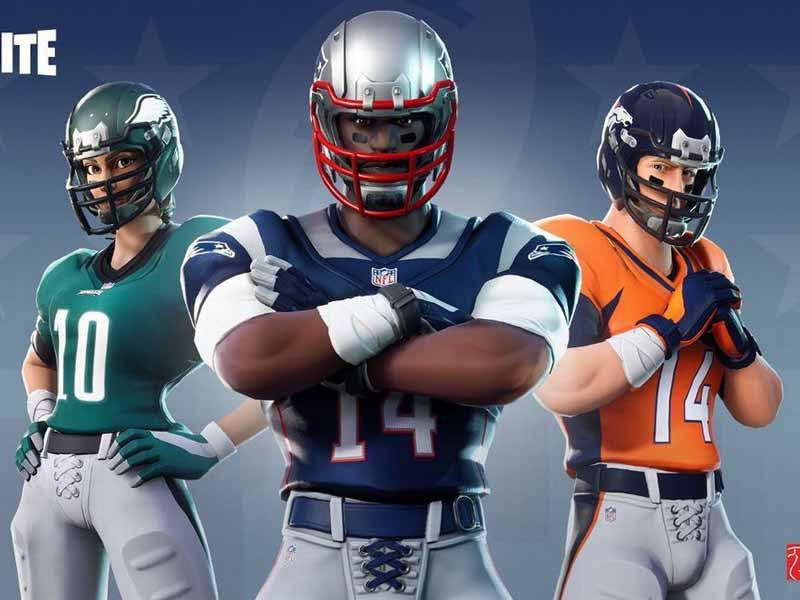 NFL anuncia alianza con Fortnite