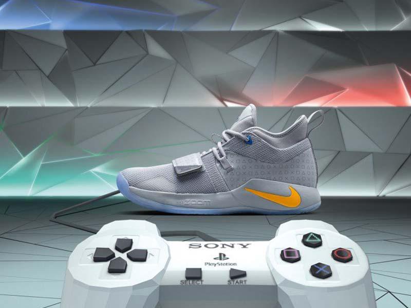 PlayStation lanza un nuevo modelo de tenis