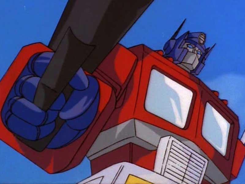 Optimus Prime lucirá así en la película de Bumblebee